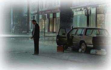 Depression hurts hypnosis exeter - Painting by Gregory Crewdson