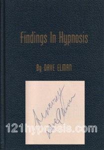 findings in hypnosis dave elman hypnotherapy