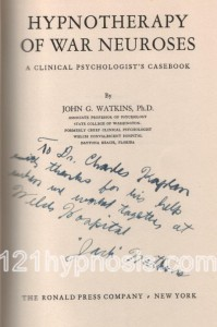 hypnotherapy-of-war-neuroses-john-watkins-hypnosis