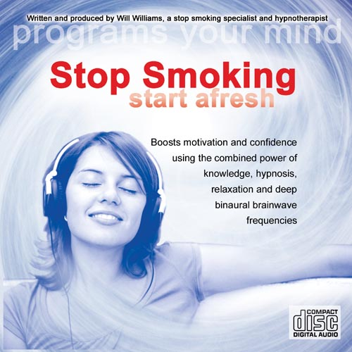 Stop smoking hypnosis cd s